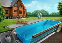 Быстрое строительство бассейнов специалистами из vashbas.com