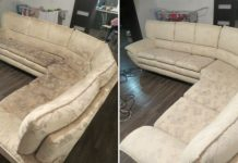 Выездная химчистка диванов в Киеве: подробно об услуге