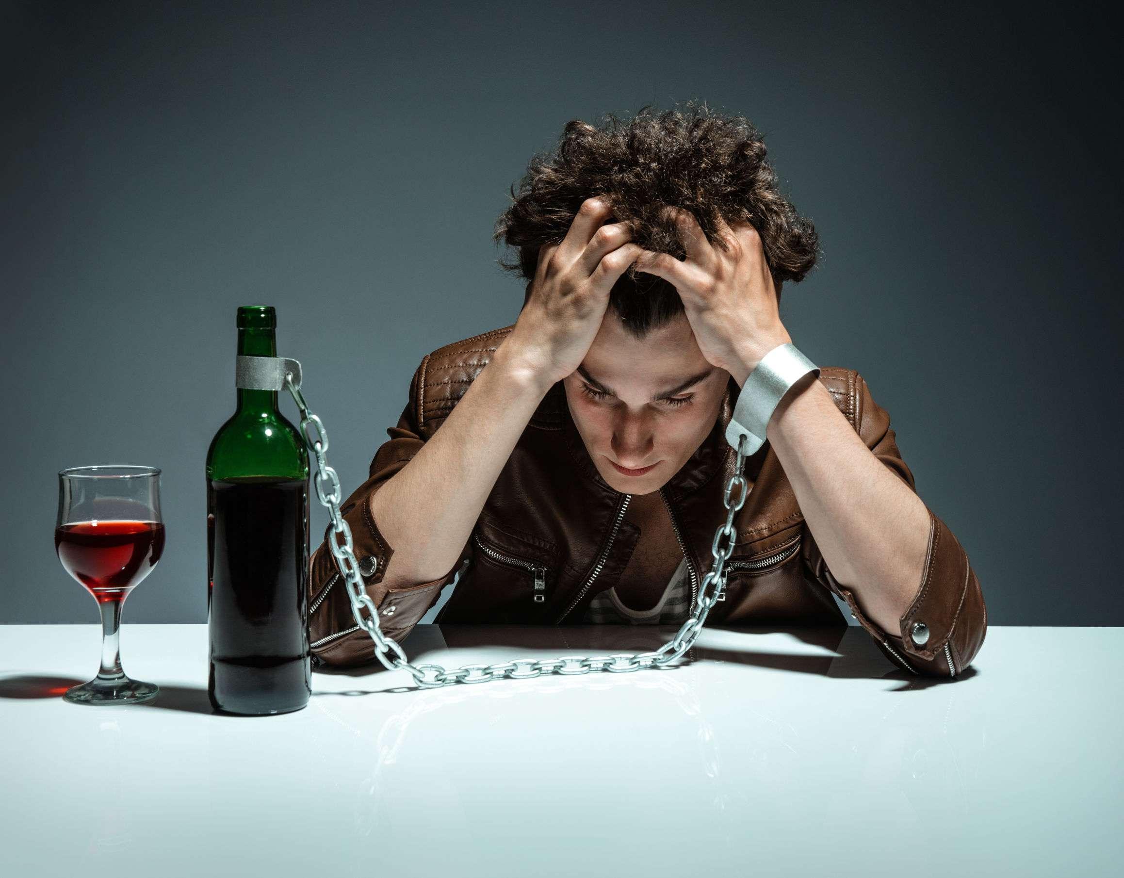 Професійна допомога наркоманам і алкоголікам