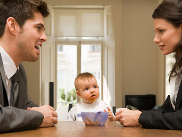 Развод и ребенок. Как избежать ошибок?